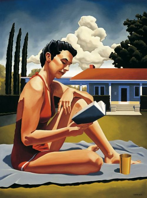 Art by Kenton Nelson