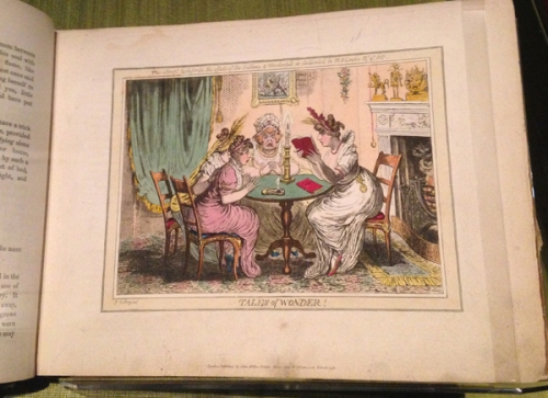 BL Tales of Wonder-James Gillray