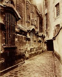 Atget - Church of St. Gervais