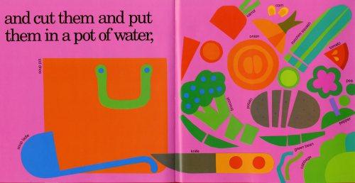 Lois Ehlert: Growing Vegetable Soup