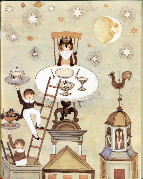 provensen king of cats