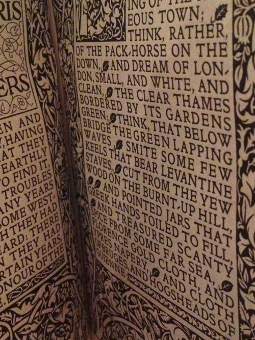 W Morris-book text