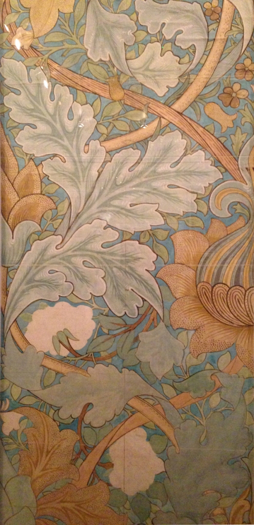 W Morris-Wallpaper for Queen Victoria