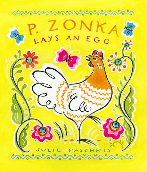 Paschkis Zonka cover