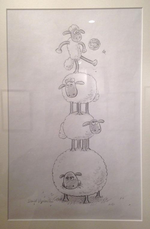 David Vinicombe-Sheep Tower-Big