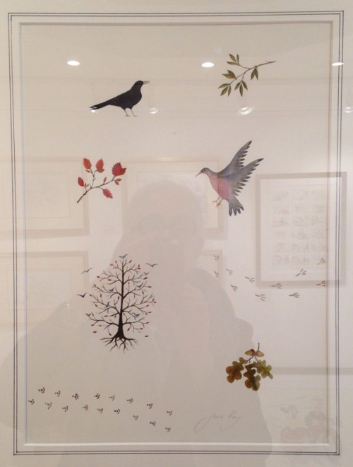 Jane Ray-Birds in leaves and trees-The Lost Happy Endings