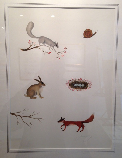 Jane Ray-Grey Squirrel Red Fox-The Lost Happy Endings