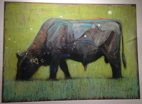 Shaun Tan-Bull & Grass