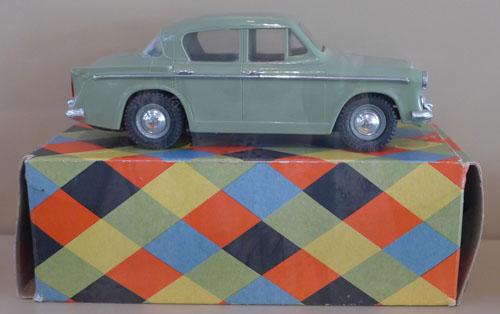 Hillman Minx car