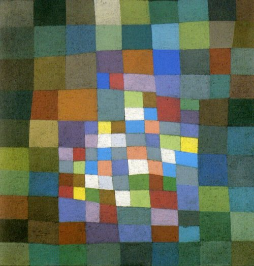 klee blossoming