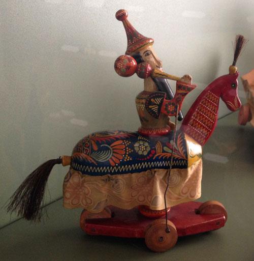 Lajkonik horseman