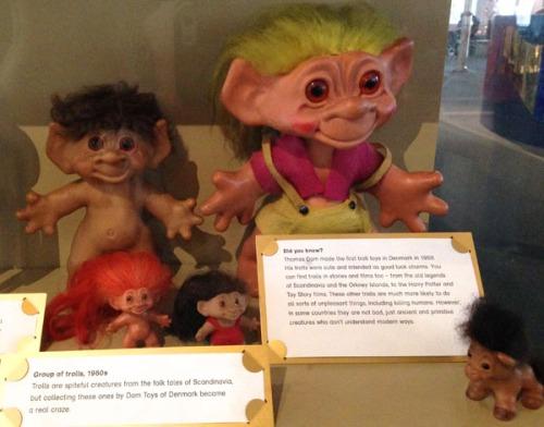 Troll Dolls-Denmark