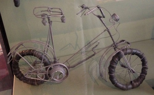 wire bicycle 2-Africa