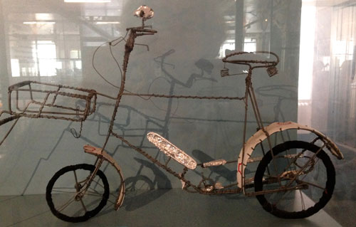 wire bicycle 3