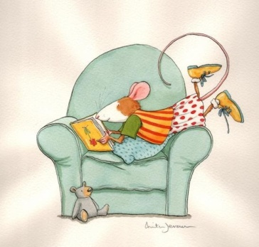 Illustration by Anita Jeram