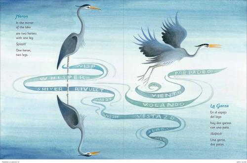 Flutter&Hum heron