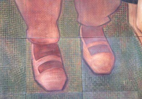 Max Lingner-mural detail 1