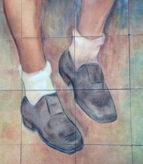 Max Lingner-mural detail 2