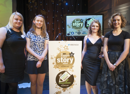 BBC National Short Story Awards 2015, New Broadcasting House, London