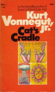vonnegut social commentary in cats cradle This study focuses on the political chaos in kurt vonnegut's cat's cradle (1963)   among these works is vonnegut's cat's cradle which depicts the chaotic  of  power reductionism and jean-françois lyotard's concept of critique of the.