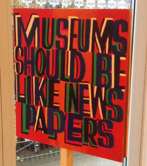 BRSmith-MuseumsShouldBeLikeNewspapers