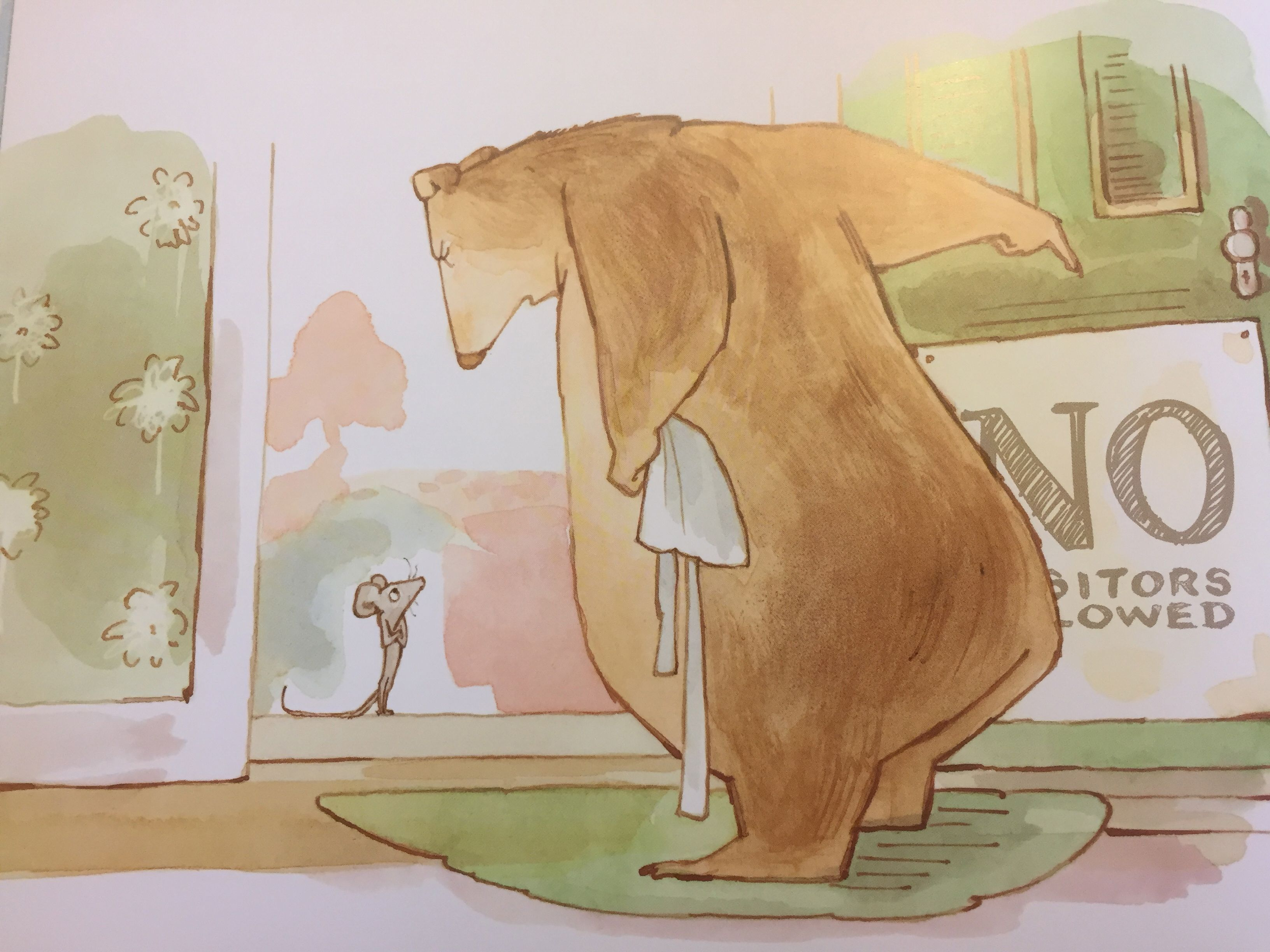 a visitor for bear pdf