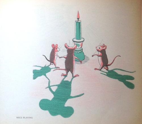 G White-Mice Playing