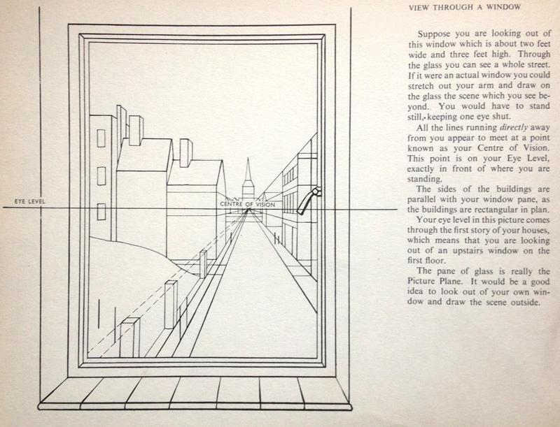 G White-View Through A Window-line