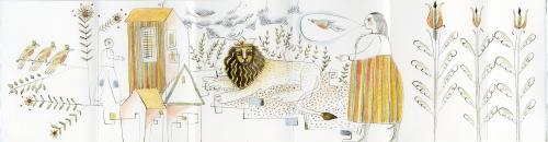 paschkis house doodle