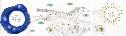 Paschkis rapid doodle