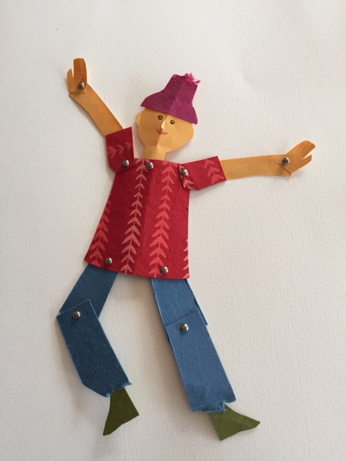 Paschkis paper doll