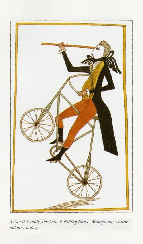 gorey bicycle spyglass