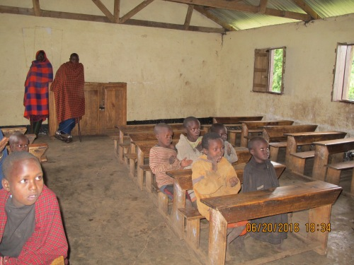 overview of schoolroom