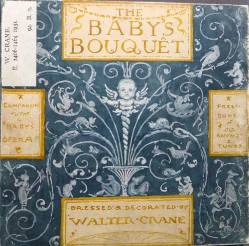 W Crane-Babys Bouquet dummy cover