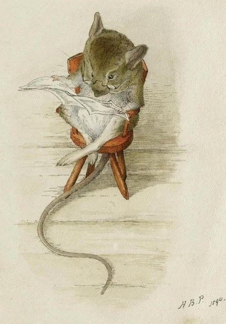 Illustration by Beatrix Potter