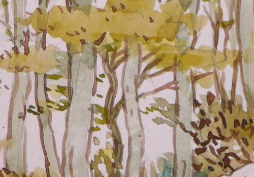 w-crane-babys-bouquet-gefunden-sketch-detail