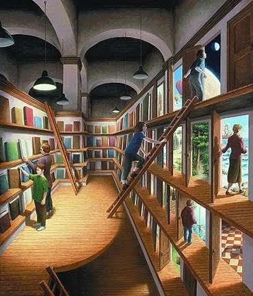 Illustration by Rob Gonsalves