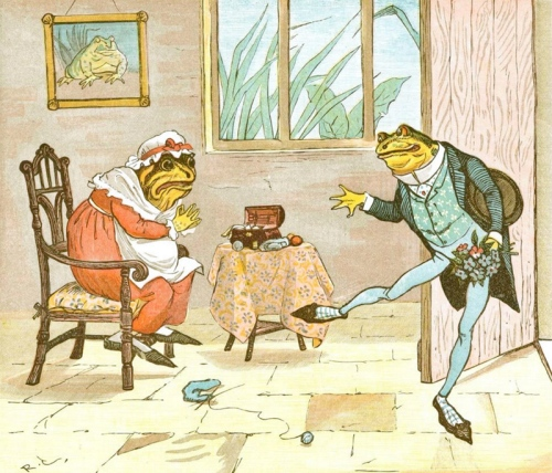 r-caldecott-frog-wooing