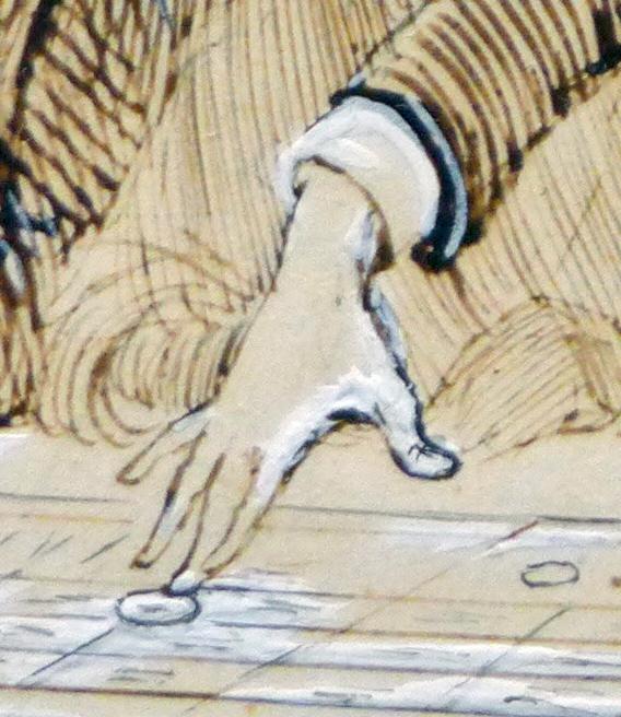 r-caldecott-gambling-group-of-breton-detail-2