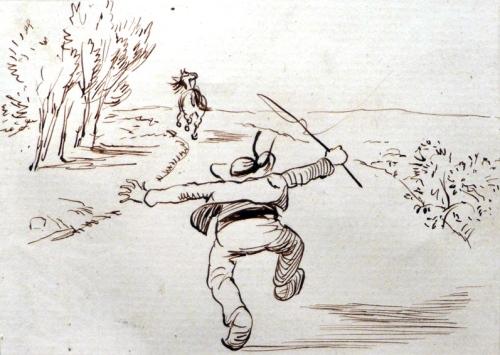r-caldecott-man-chasing-horse-of-breton