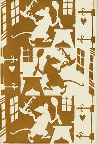 Arthur Rackham Rodents