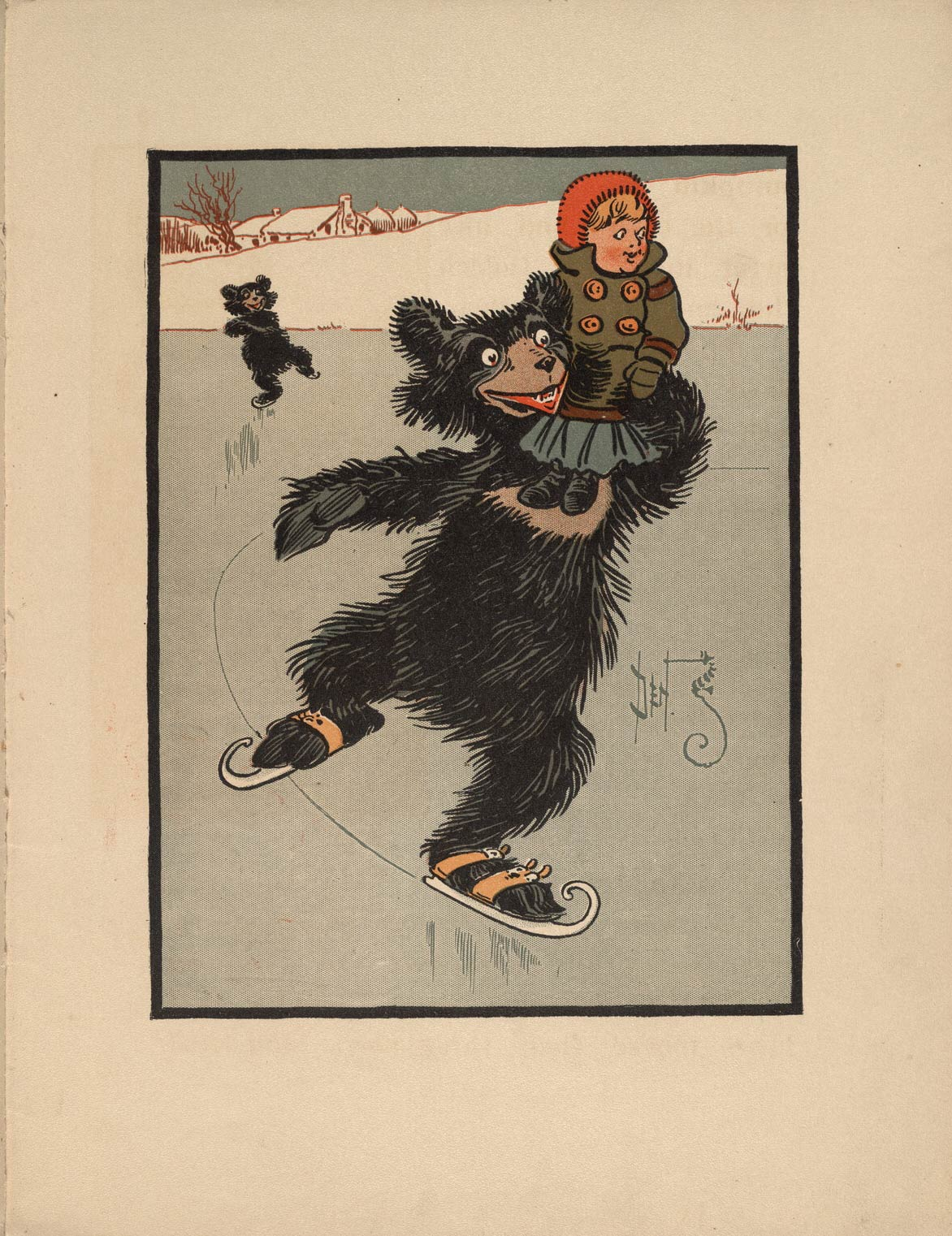 Denslow's Three Bears, 1901