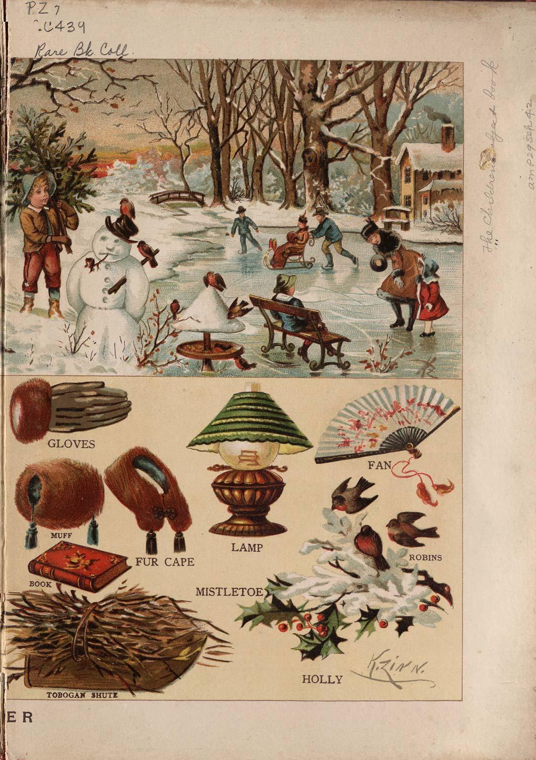 objects-winter