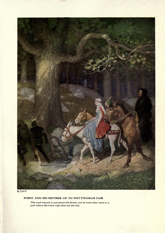 Robin Hood, 1957