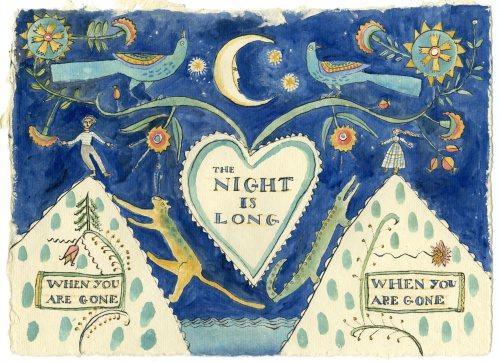 Paschkis night-is-long-fraktur