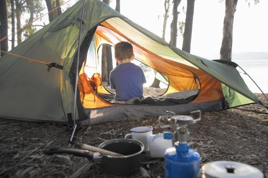 BATT - Camping