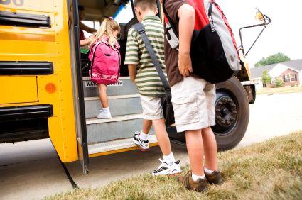 BATT - kids-school-bus