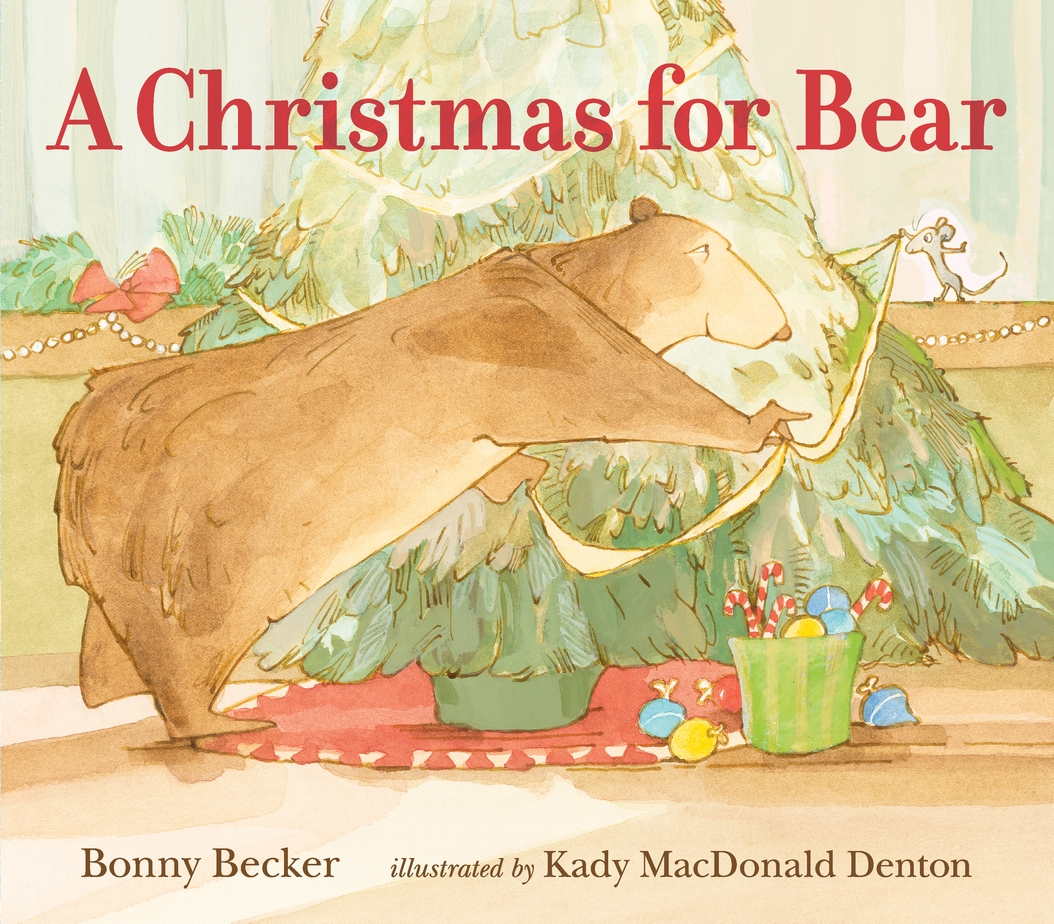 A Christmas For The Books.A Christmas For Bear Writing A Holiday Book Books Around