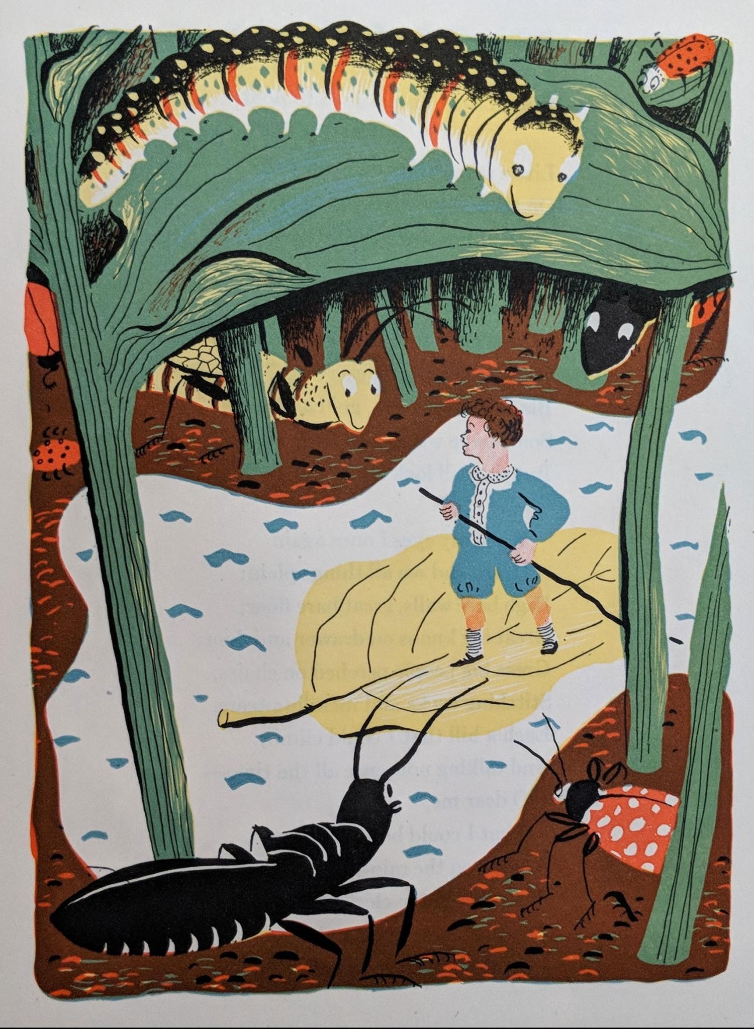R Duvoisin-Childs Garden of Verses-The Little Land 2