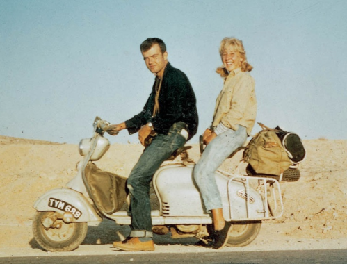 jb&ox scooter